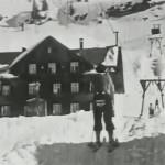 1. Skilift in Zürs am Arlberg