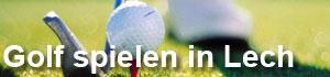 Golf spielen in Lech am Arlberg - Golfplatz Lech