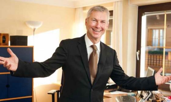 Hermann Fechter - Direktor Lech-Zürs Tourismus