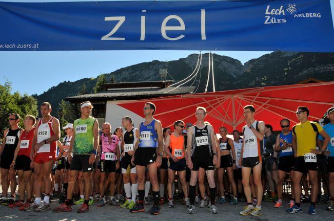 Höhenhalbmarathon Lech am Arlberg