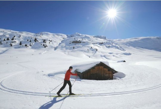 Langlaufen in Lech-Zürs am Arlberg