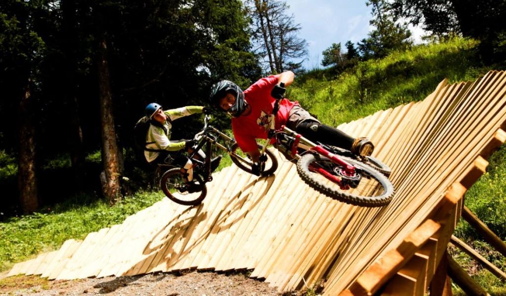 burgwald bike trail arlberg