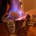 Feuerzangenbowle (Bild:Wikimedia, Kore Nordmann )