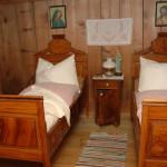 Huber Hus - Altes Schlafzimmer