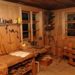 Huber Hus - Werkstatt