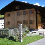 Huberhus Museum Lech