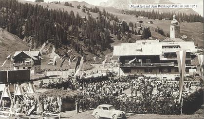 Geschichte des Arlberger Musikfests