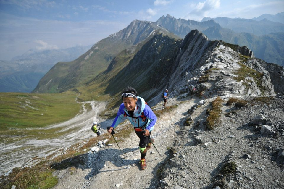 goretex, transalpine run, sport, lech