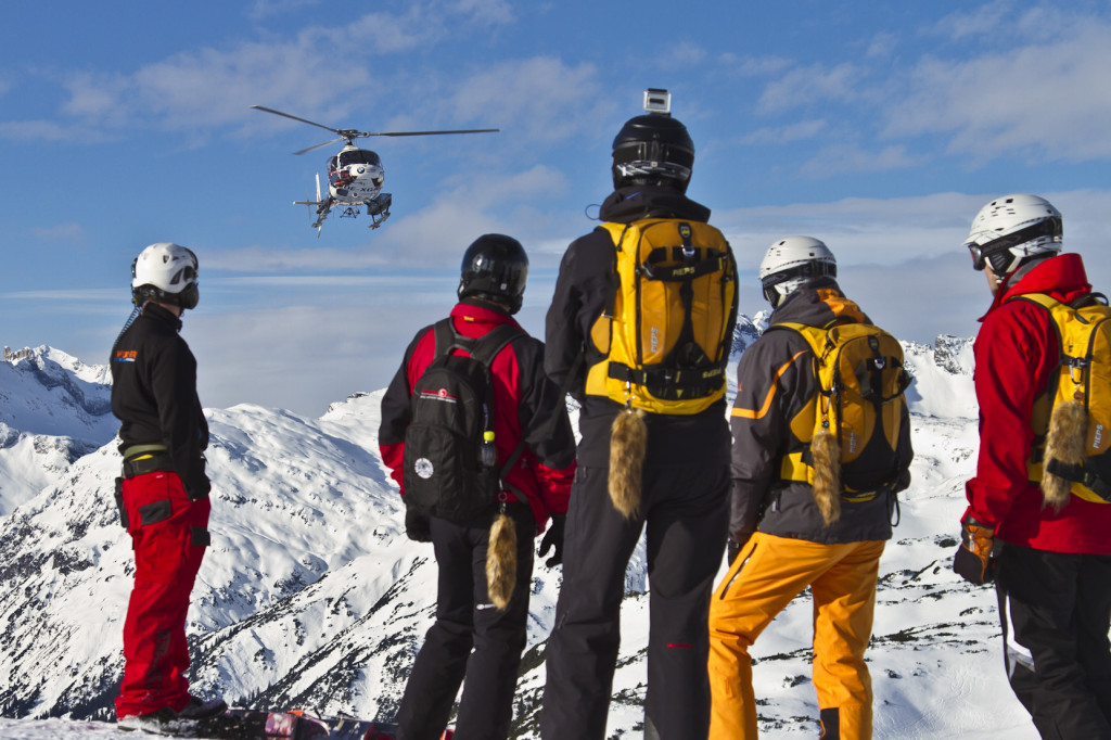 Perfect Ride Shuttle - Heli :::: Lech am Arlberg