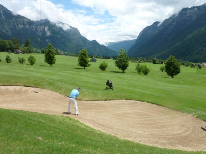golfplatz-sandgrube