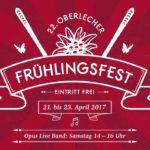 Oberlecher Frühlingsfest 2017