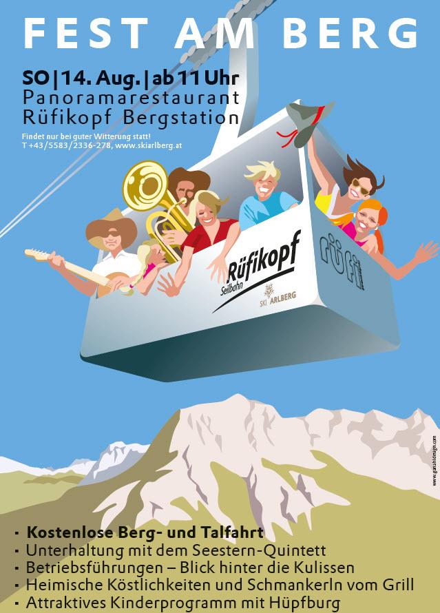 Fest am Berg-Rüefikopf 2016