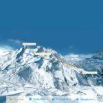 SkiArlberg Übersichtsplan Bahnen