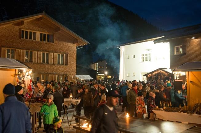 Weihnachtsmarkt Lech am Arlberg