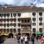 Innsbruck Altstadt, Goldenes Dachl