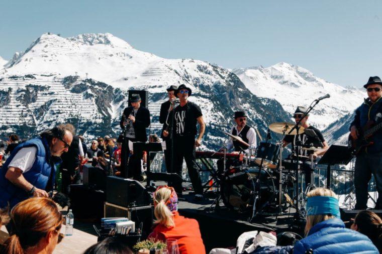 Tanzcafe Arlberg Lech Zürs
